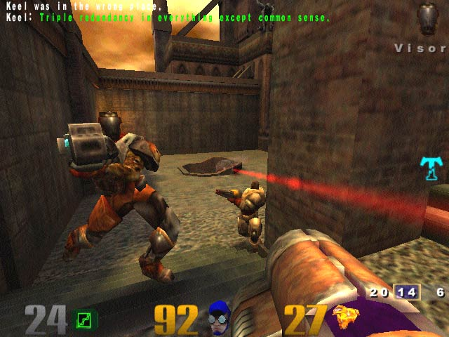 quake 3 mac osx intel
